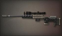 Weapon Sniper TPG1 EPKO