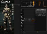 AVA XM8 MODIFICATION
