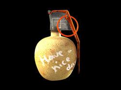Hot Potato Grenade V2