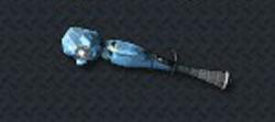 Blue Zonda Bat