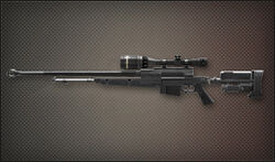 Weapon Sniper PGM338
