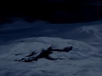 North Pole cave