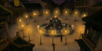 Firelight Fountain
