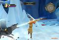 Aang battles wolves.png