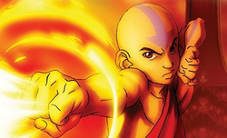 Into The Inferno Aang