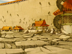 Fong's fortress destroyed