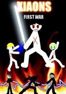 Xiaons First War cover