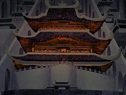 New Ozai Royal Palace