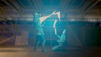 Mako zaps Amon