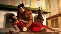 Bolin and Lin worried for Opal