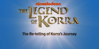 The Re-telling of Korra's Journey