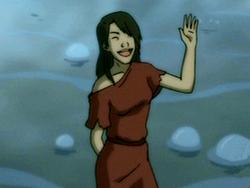 Chit Sang's girlfriend