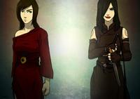 Ratana and June