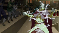 Tenzin electrocuted