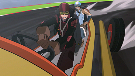 File:Asami and Korra racing.png