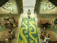 Jasmine Dragon interior