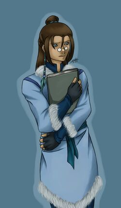 Avatar Enki by yami0204
