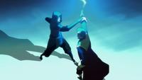 Amon vs Lightning Bolt Zolt