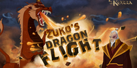 Zuko's Dragon Flight