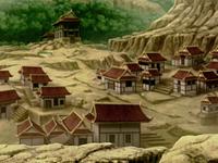 Hama's village