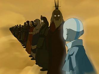 Avatar line-up