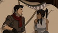 Korra and Mako sharing their feelings.png