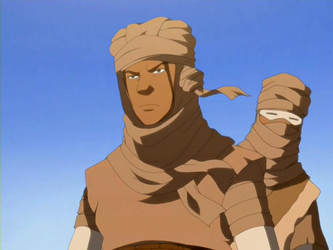 Image result for sandbender avatar