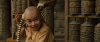 Film - Aang and Momo