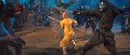 Film - Aang fighting alongside Blue Spirit.png