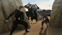 Wei and Wing save Suyin