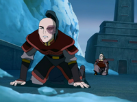 Zuko defeated