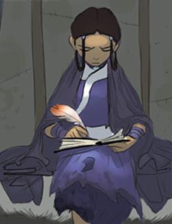 Katara's diary