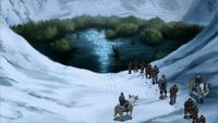 The destroyed northern spirit forest