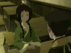 Jin asks Zuko out