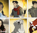 Team Avatar (De Legende van Korra)
