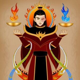 Fire Lord Zuko.
