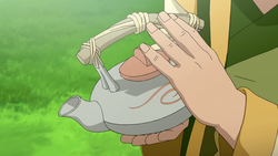 Wan's teapot