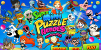 Super Mini Puzzle Heroes Multiplayer
