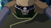 Bolin's betrothal necklace