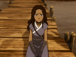 Katara in thought