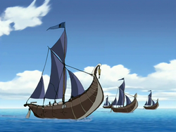 Water Tribe boats