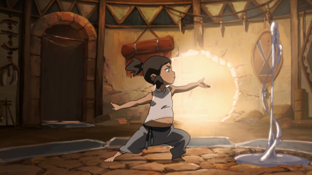 File:Young Korra waterbending.png