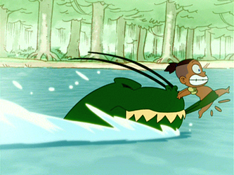 File:Sokka Chibi running from Slim.png