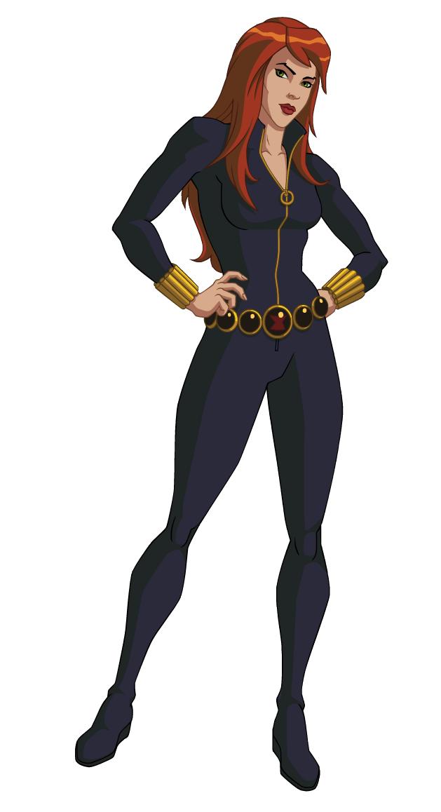 Black Widow Marvel Avengers Black Widow | Marvel's...