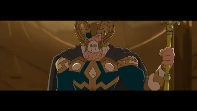 Odin Marvel S Avengers Assemble Wiki Fandom Powered By
