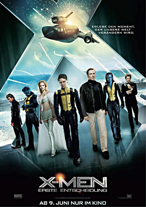 X-Men Erste Entscheidung Stream Online