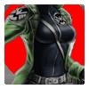 Uniform Tactician 13 Female