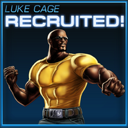 Luke Cage Recruited