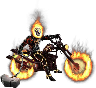 Ghost Rider-Greithoth