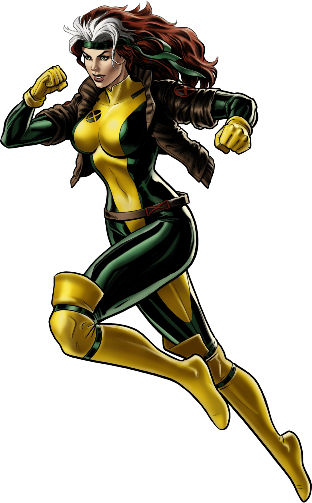Image - Rogue Right Portrait Art.png | Marvel: Avengers ... X 23 Marvel Avengers Alliance